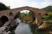 Cangas de Onís, precioso pueblo de Asturias puerta de los Picos de Europa