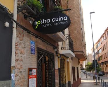 Restaurante LA NOSTRA CUINA