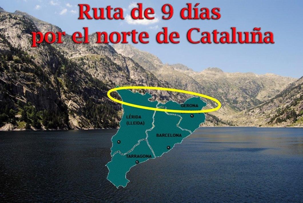 Ruta por el pirineo catalán