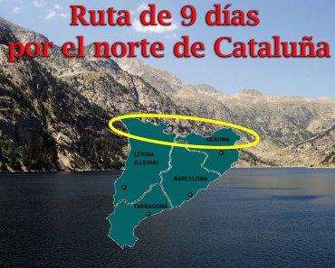 Ruta en coche de 9 días por el Pirineo catalán, costa Brava y Andorra