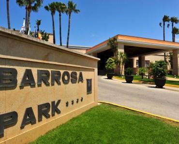 Opinión sobre el HOTEL BARROSA PARK 4* (Cádiz)