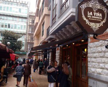 El mejor Restaurante de Bilbao: LA VIÑA DEL ENSANCHE