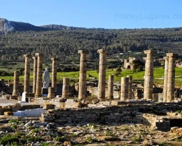 Baelo Claudia, magníficas ruinas romanas en la costa de Cádiz