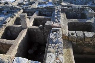 Yacimiento arqueológico de Baelo Claudia