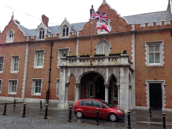Casa del Gobernador de Gibraltar