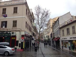 Main Street de Gibraltar