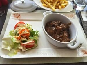 Guisado de la brasserie belga
