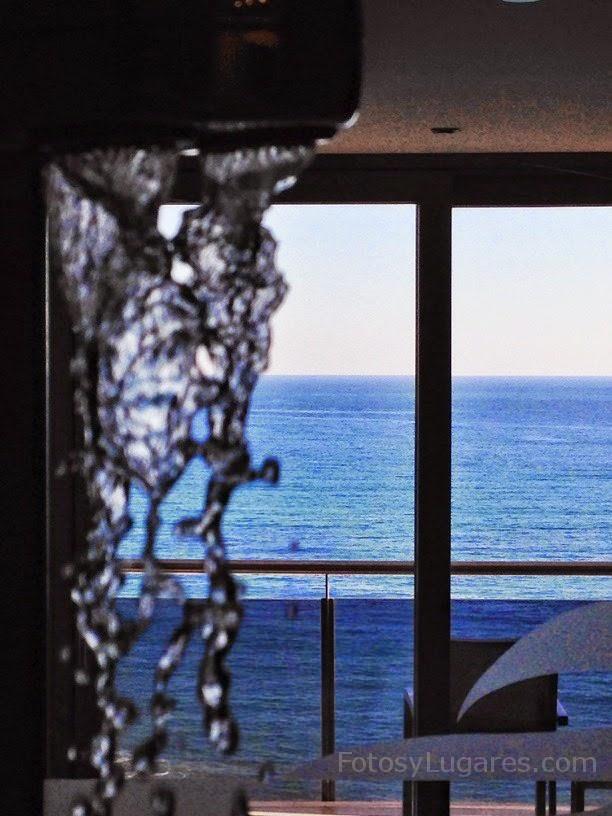 Ducha del Hotel Sol y Mar