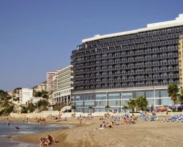 GRAN HOTEL SOL Y MAR 4*. De los mejores hoteles de la Costa Blanca