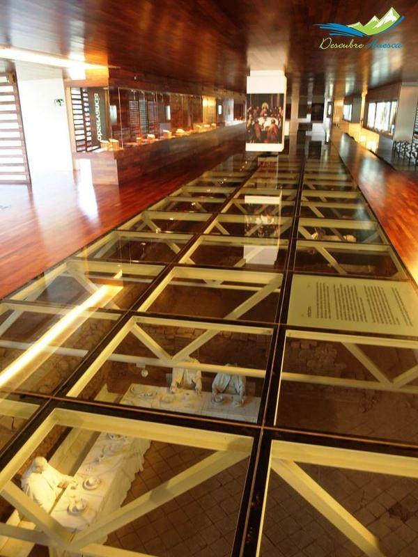 Centro de interpretación del monasterio nuevo de San Juan de la Peña