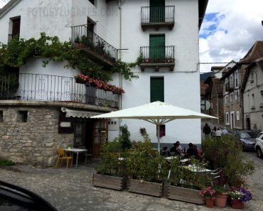 Comer en Hecho, Huesca