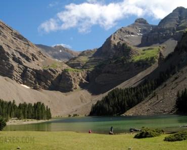Basa de la Mora (Ibón de Plan), un paisaje canadiense en España