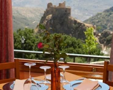 Restaurante Alcadima, un buen lugar para comer en Lanjarón