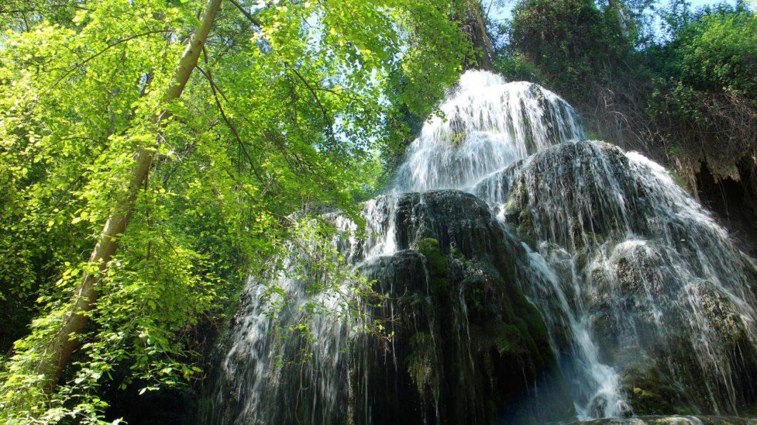Fuente del Monasterio de Piedra
