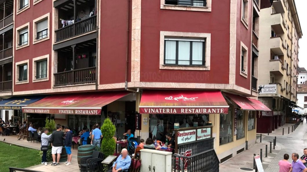 Restaurante El Palco. Comer en Cangas de Onís