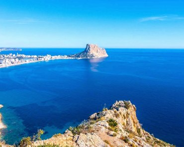 Las mejores playas de la Costa Blanca. 5 lugares para visitar en Alicante