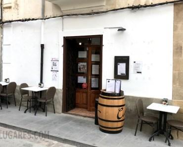 Restaurante Ángela Torres, lugar donde degustar la gastronomía de Teruel