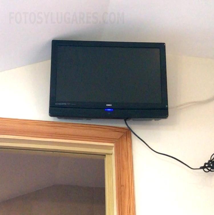 Televisión de la habitación