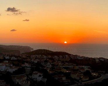 Cumbre del sol, uno de los lugares con mejores vistas de la provincia de Alicante