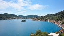Die Stadt Vathy ist wohl die bekannteste auf Ithaka