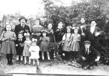 Familias García y Orlando