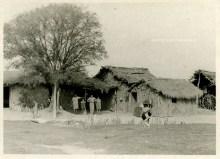 La Maruja, año 1935. Ranchos.
