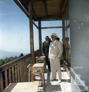 Josip Broz Tito na Krimu. Foto: Leon Jere.