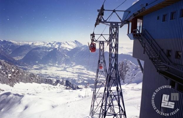 EPC4691_1: Kanin, februar 1976. Foto: Primožič.
