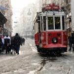 ФотоТелеграф » Снегопады в Европе