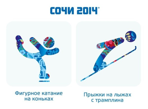 скачать эмблемы всех олимпийских видов спорта - Олимпиада