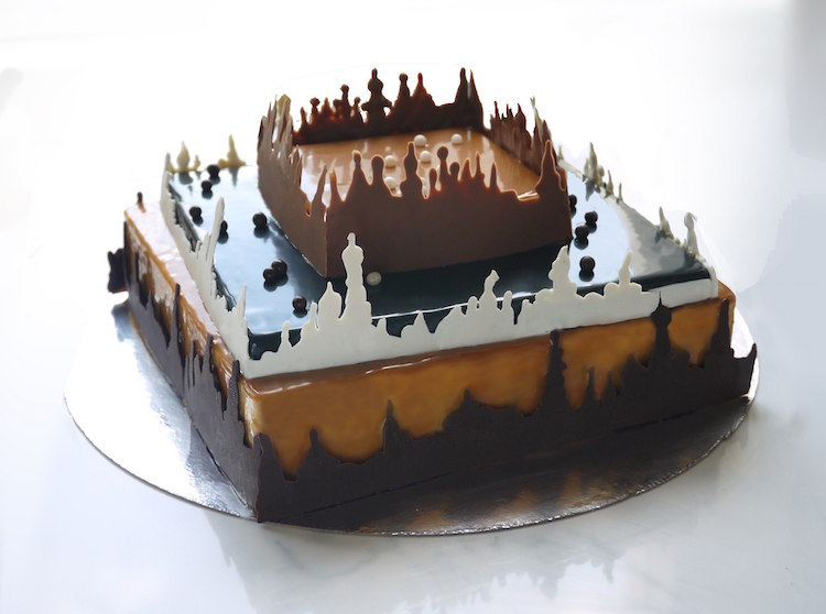 Креативный торт
