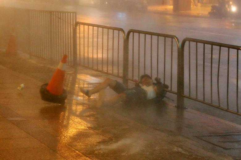 Тайфун «Nesat»