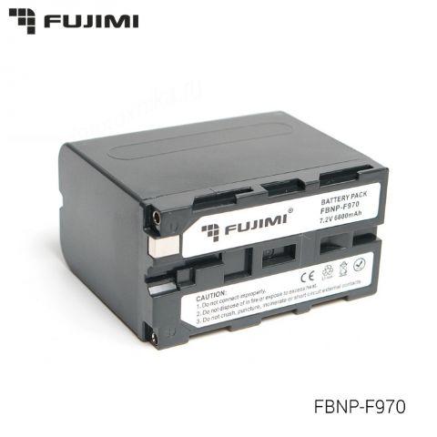 купить Fujimi FBNP-F970 Аккумулятор для фото-видео камер ...