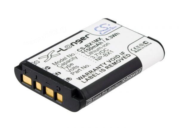 купить Аккумулятор для фото и видеокамеры Sony NP-BX1 3785 ...