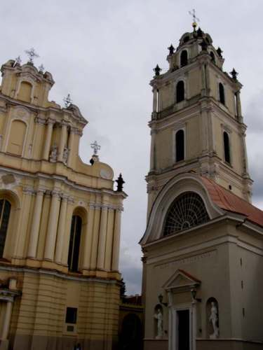 Univerzita ve Vilniusu