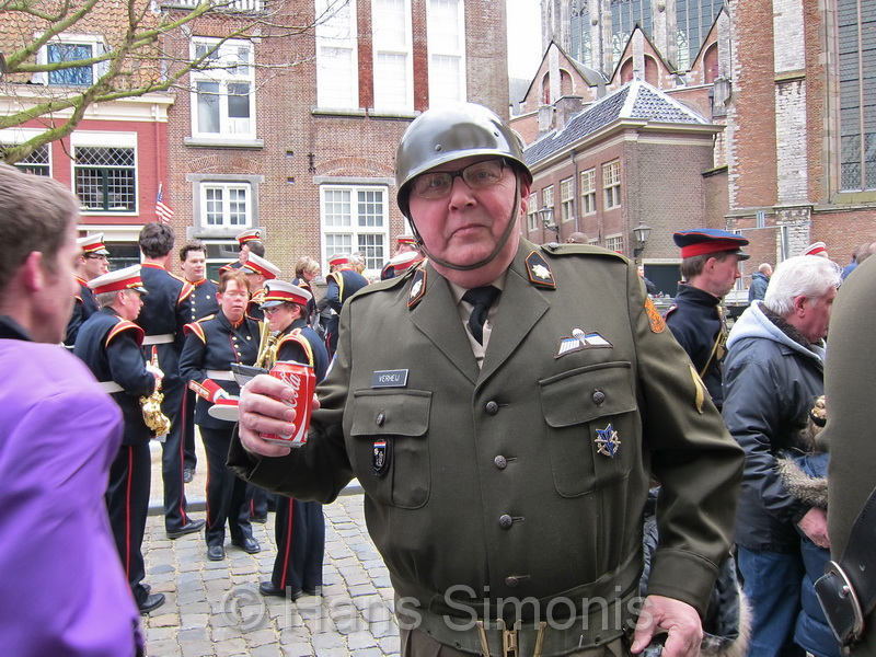Military History Day Leiden.
