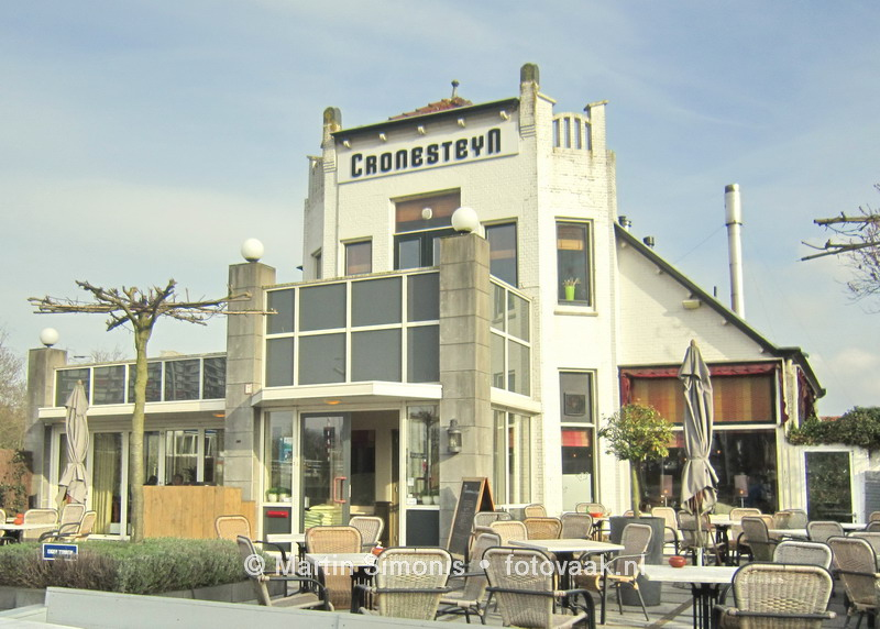 Brasserie Cronesteyn in Leiden