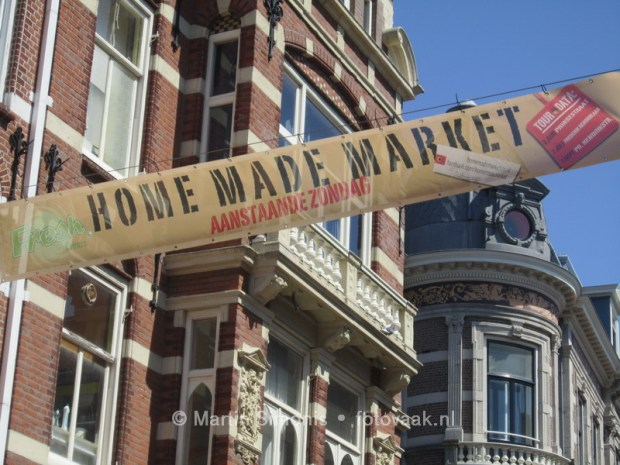 Home Made Market on tour
