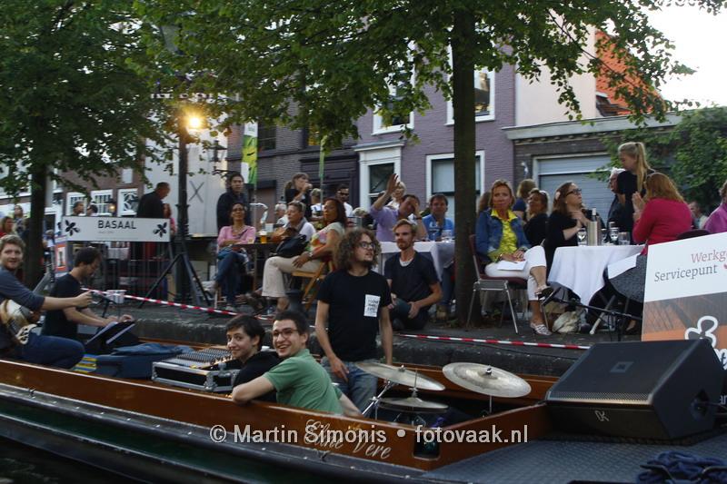 Jazz in de Gracht 2013