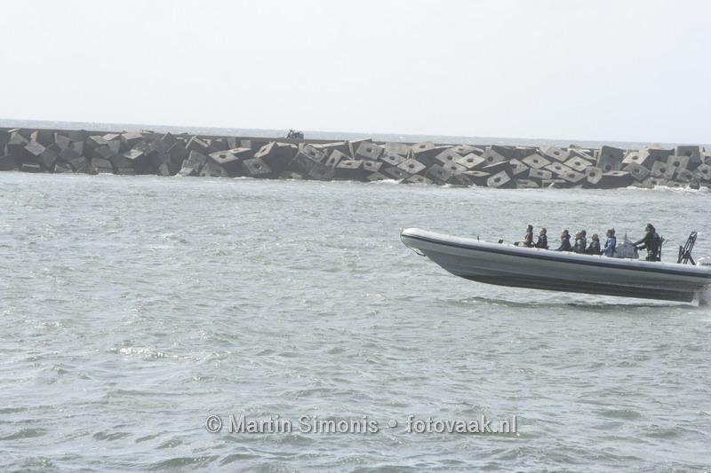 Powerboat Scheveningen