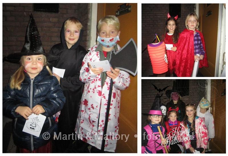 Halloween in Den Haag