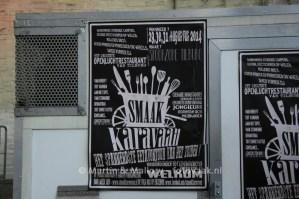 Poster Smaak Karavaan Tilburg
