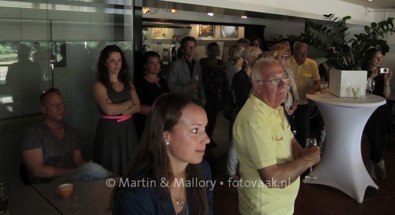 Opening van Masterclass, de expositie