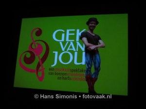 Muzikaal Spektakel Gek van Jou