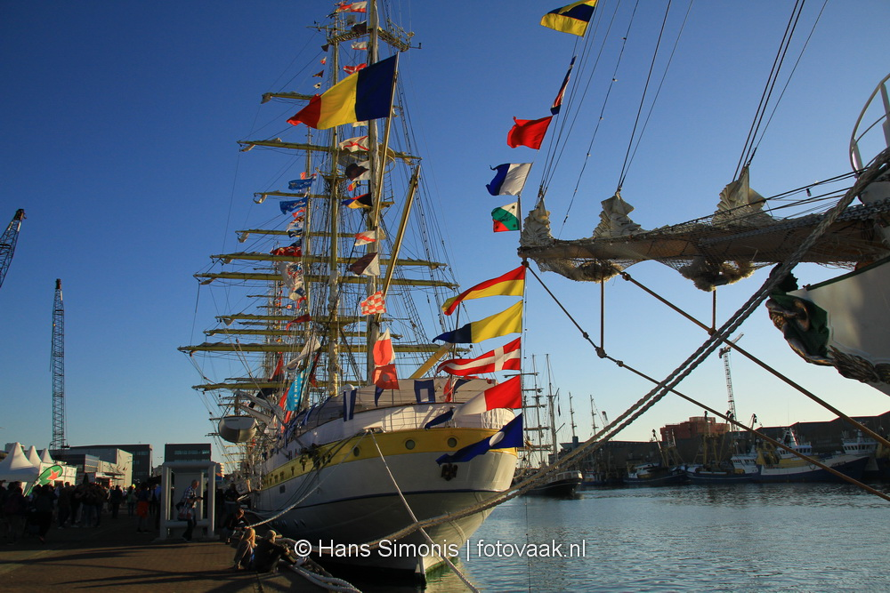 Sail Scheveningen deel 1 Vrijdagavond