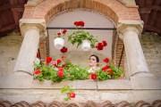 Fotografie de nunta - Iasi -sedinta foto miri Manastirea Cetatuia