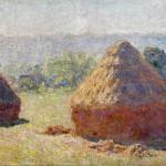 Haystacks at the End of the Summer, Morning Effect