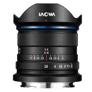 Laowa 9mm f/2.8 Zero-D