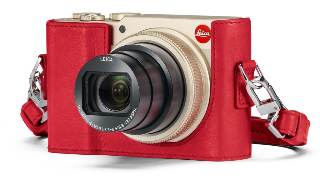 Leica launches C-Lux compact travel zoom camera with accessories