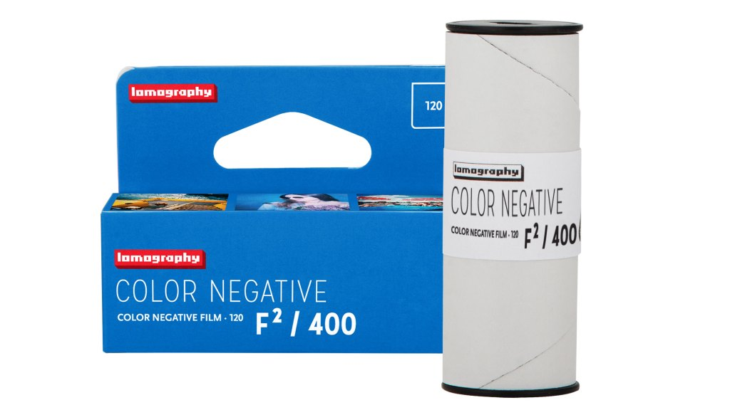 Lomography launches medium format colour neg film